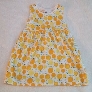 OLD NAVY Orange Dress
